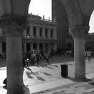 St Marcs Square Venice by El23