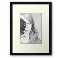 Eleveneleven portrait Framed Print