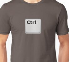 Ctrl key 2 Unisex T-Shirt