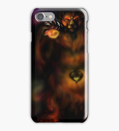 Bear: The Great Healer iPhone Case/Skin