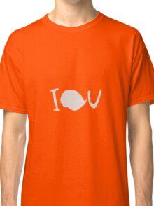 IOU - Sherlock  Classic T-Shirt