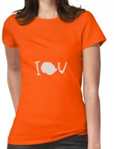 IOU - Sherlock  Womens Fitted T-Shirt