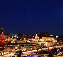Kansas City Plaza by mellie430