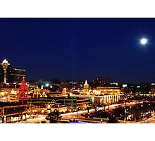 Kansas City Plaza Photographic Print