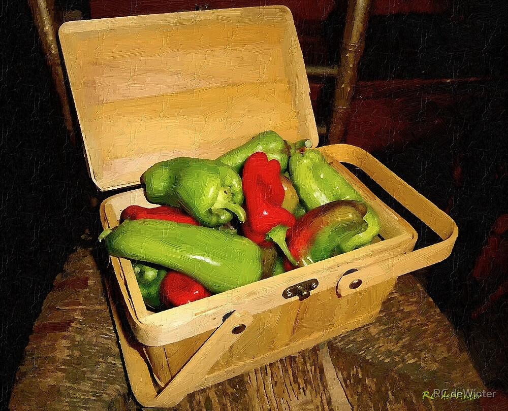 Emmy's Peppers by RC deWinter