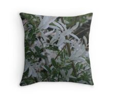 Leaves of Zen Throw Pillow