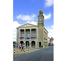 The Guild Hall, Newport Photographic Print