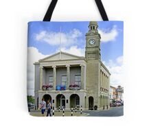 The Guild Hall, Newport Tote Bag