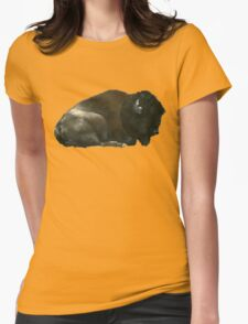 ©Bison Womens Fitted T-Shirt