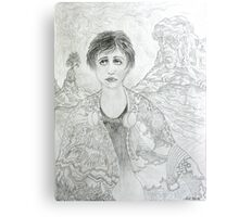 Sorrowful Queen of Ireland Canvas Print