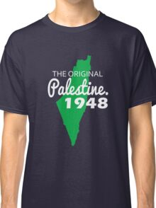 The original Palestine 1948 Classic T-Shirt