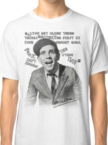 RIP: Norman Wisdom! Classic T-Shirt