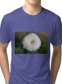 flower in the garden Tri-blend T-Shirt