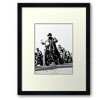 Brightona Framed Print