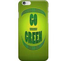 an Irish earth day iPhone Case/Skin