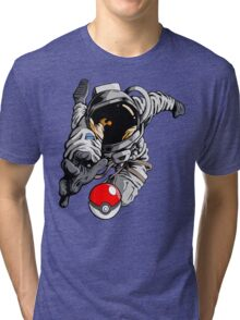 Gotta' Reach Em' All Tri-blend T-Shirt
