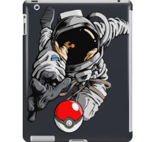 Gotta' Reach Em' All iPad Case/Skin