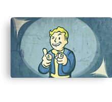Fallout Pipboy Canvas Print
