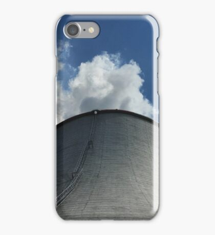 Cooling tower iPhone Case/Skin