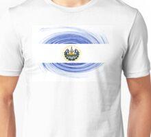 El Salvador Twirl Unisex T-Shirt