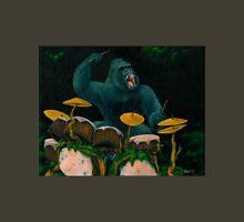 Gorilla Jungle Drums Unisex T-Shirt