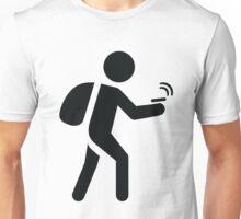Geocaching Icon Unisex T-Shirt