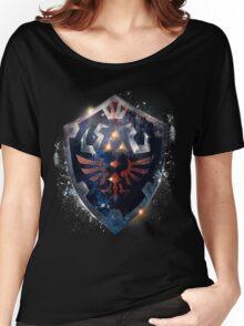 Shield the Legend Of Zelda Women's Relaxed Fit T-Shirt
