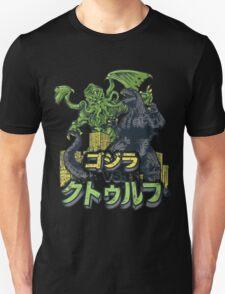 GODZILLA VS. CTHULU  T-Shirt