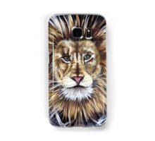 Big Cat Series Lion  Samsung Galaxy Case/Skin