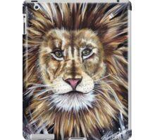 Big Cat Series Lion  iPad Case/Skin