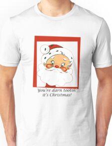 Cartoon Santa Claus T-Shirt T-Shirt