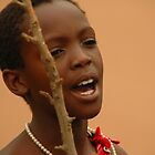 Swaziland girl by Cammi