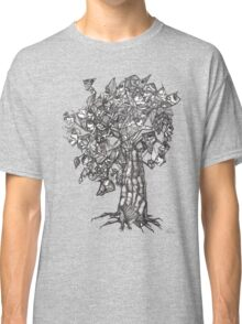 The Tree of the Strange the Fruit Classic T-Shirt