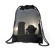 Barcelona Drawstring Bag