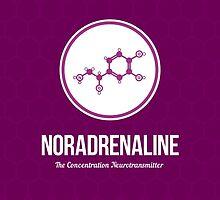 Neurotransmitter Series: Noradrenaline by Compound Interest
