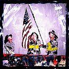 Ground Zero/ Iwo Jima by Joyce MacPhee