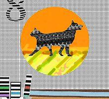 Dog vs Cat by Mark Skay