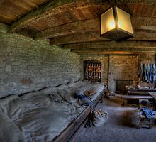 Sleeping Quarters by JHRphotoART