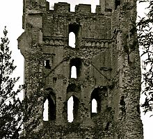 Castle of Helmsley. by lendale