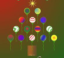 Merry Happy Holi~Bday card!! by bicyclegirl