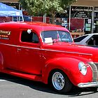 1940 Ford Sedan Delivery by RichardKlos