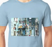 Street Art in San Francisco II Unisex T-Shirt