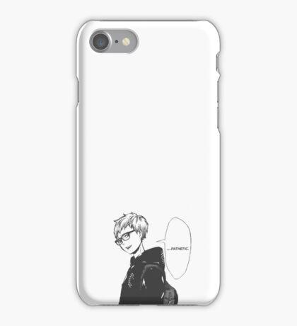 Pathetic iPhone Case/Skin