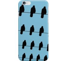 The Birds Are Watching iPhone Case/Skin