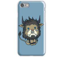 Blue Feral Druid iPhone Case/Skin