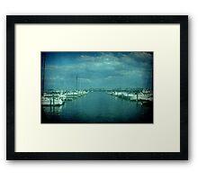 Marina © Framed Print