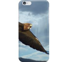 Angry Hawk iPhone Case/Skin