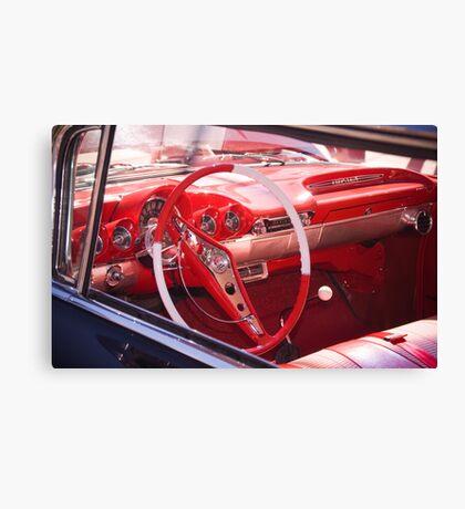 Impala Interior Canvas Print