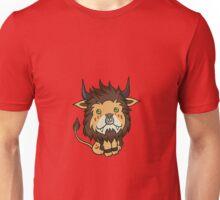 Red Feral Druid Unisex T-Shirt