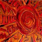Aztec Sun by Joyce MacPhee